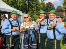 Laatste Carat-Concert in Helmond in stijl van bier en Lederhosen