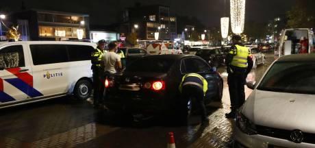Weer grote controle rond Kruisstraat in Eindhoven