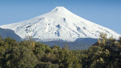 Toeristen bij vulkaan Chili vermist