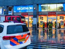 Kruidvat aan Pieter Vreedeplein in Tilburg ontruimd