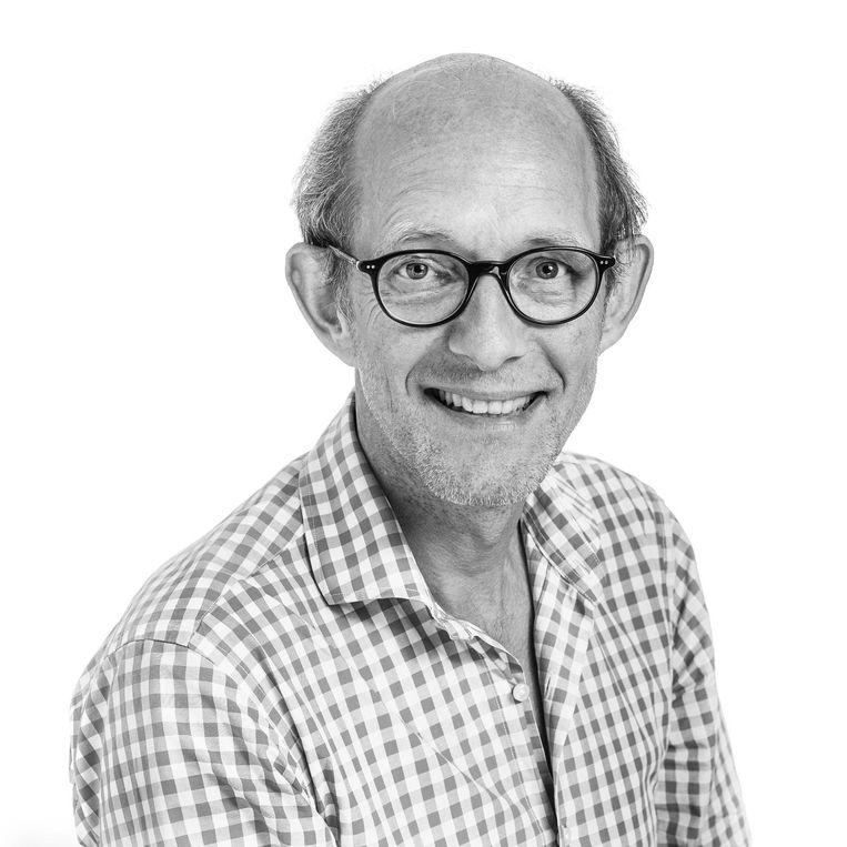 Peter Siebe: kerkhistoricus en journalist Beeld Sandra Haverman