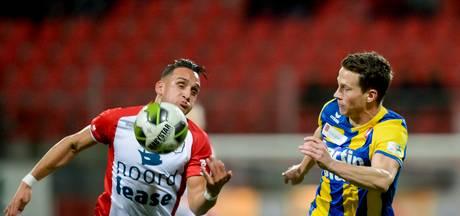FC Oss kan tegen FC Eindhoven nog niet beschikken over Quekel