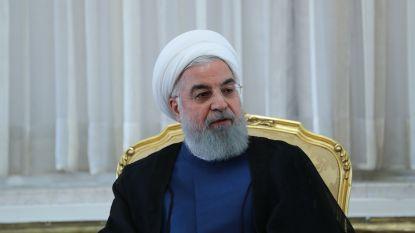 """Iran plant gedeeltelijke terugtrekking uit nucleair akkoord"""