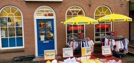 Zeeman in Delden sluit na bijna 35 jaar de deuren