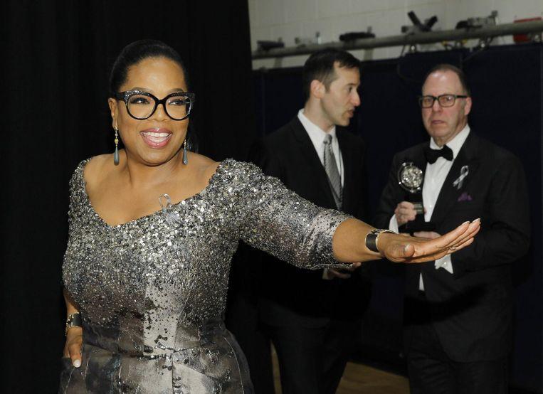 Oprah Winfrey. Beeld reuters
