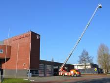 Brandweer Nijmegen gebruikt tijdelijk Duitse ladderwagen