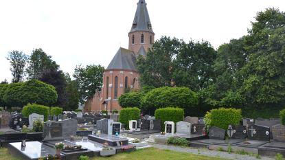 Begraafplaatsen Ruiter en Sombeke binnenkort twee weken dicht voor ontruimingen