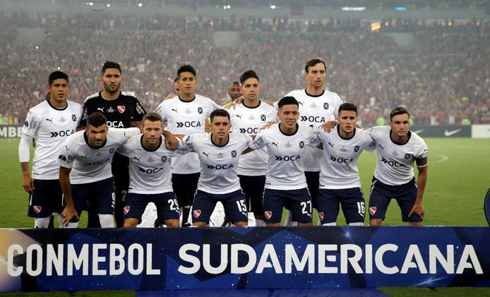 De basiself van Independiente.