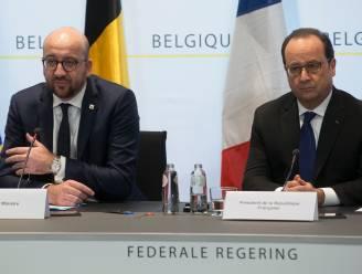 """Hollande: """"Frankrijk zal snel uitlevering Abdeslam vragen en verwacht positief antwoord"""""""