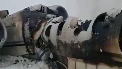"""Gecrasht vliegtuig in Afghanistan was Amerikaans toestel, taliban hebben het over """"aanval"""""""