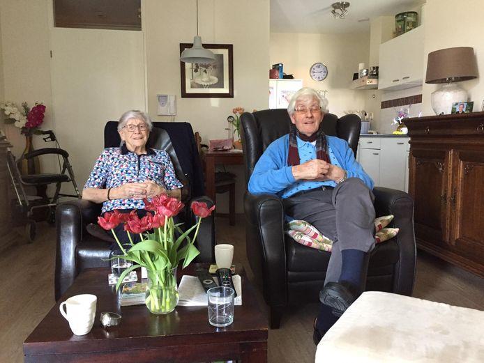 Huibert en Gerritje De Graaf uit Almkerk