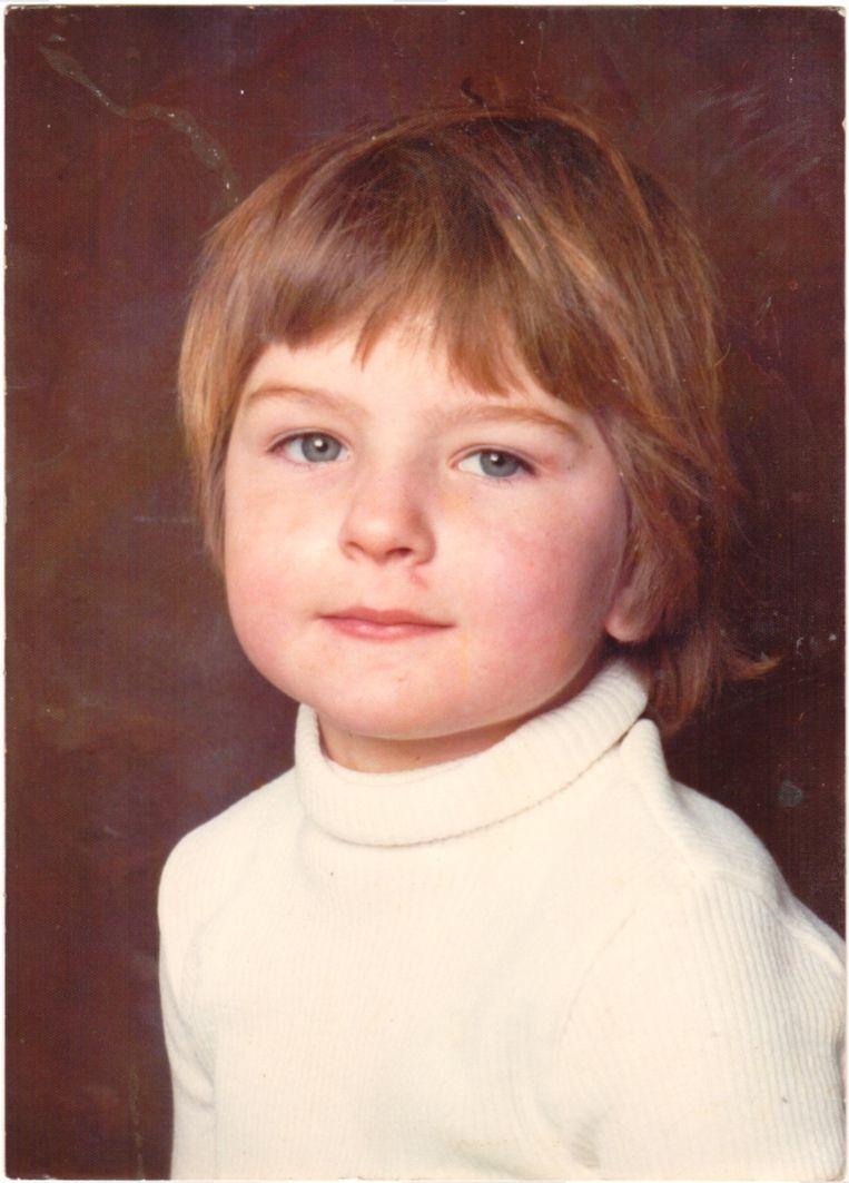 Een jonge Paul de Munnik. Beeld Daniël Cohen