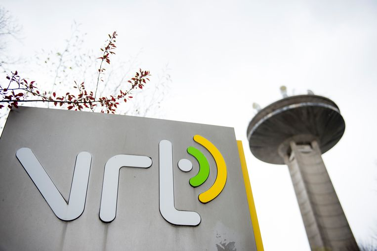De VRT-toren.