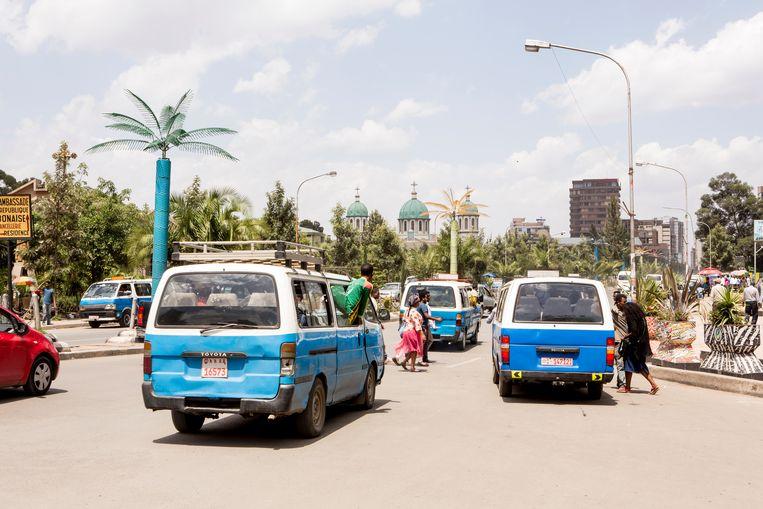 Addis Abeba Beeld Yvonne Brandwijk