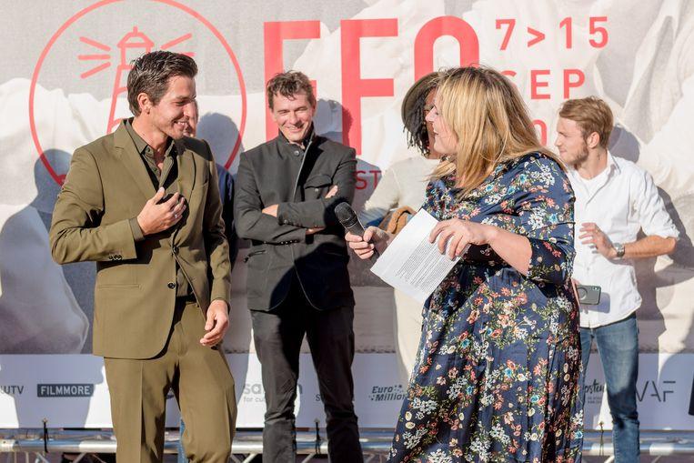 Oostende, filmfestival, Matteo Simoni