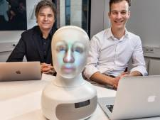 Robot Sigmund kiest de beste sollicitant: 'Hij luistert naar wat er wordt gezegd'