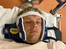 Artsen pissig op Enzo Knol: 'Stel het was wel gebroken, wat dan?'
