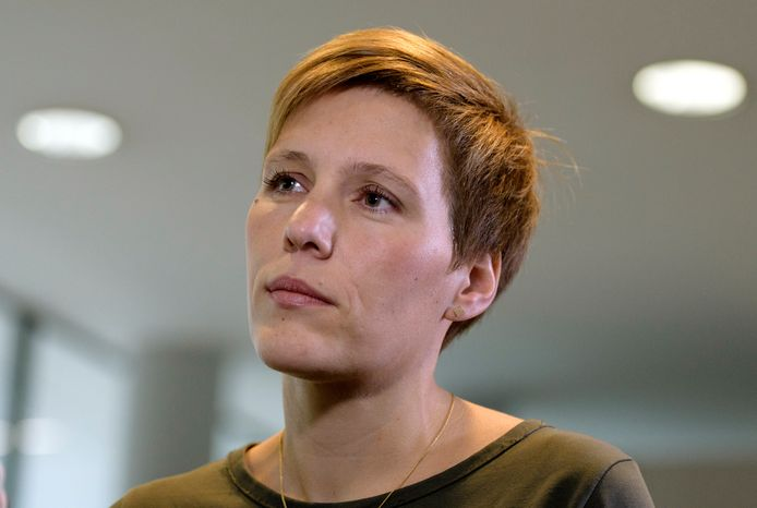 Procureur Ine Van Wymersch