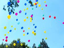 Ballonnen en plastic confetti in de ban in Hengelo