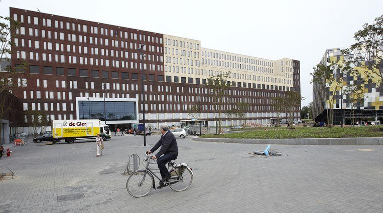 Het Jeroen Bosch ziekenhuis in Den Bosch.