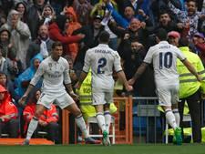 Marcelo houdt ploeterend Real op titelkoers