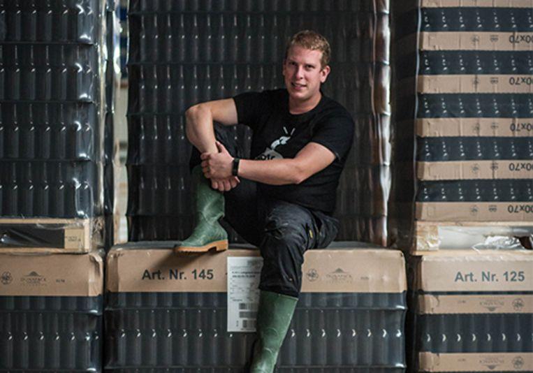 Wouter Vermeersch was amper 26 toen hij in 2014 brouwerij Eutropius overnam.