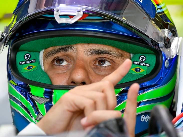 Zieke Massa in GP van Hongarije vervangen door Di Resta