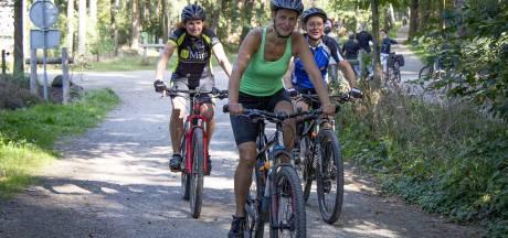 Dieren doodrijden? Mountainbikers: 'Heb op Sallandse Heuvelrug nog nooit een hagedis gezien'
