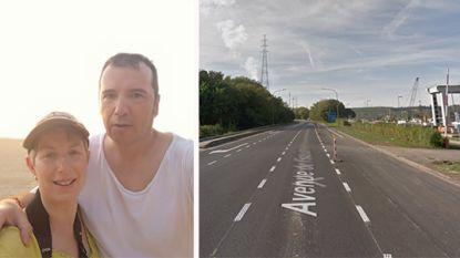 Autobestuurder rijdt in op vier fietsers in Hoei: Pierre (55) sterft voor ogen echtgenote