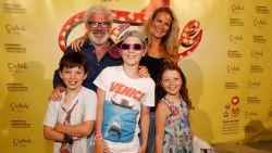 """'Familie'-actrice Ann Van den Broeck: """"Ik had wel graag een kind van mezelf gehad, maar drie kleine Cretsen is meer dan voldoende"""""""