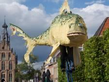 Straattheater Waalwijk: Het spektakel moet leiden tot oh's en ah's