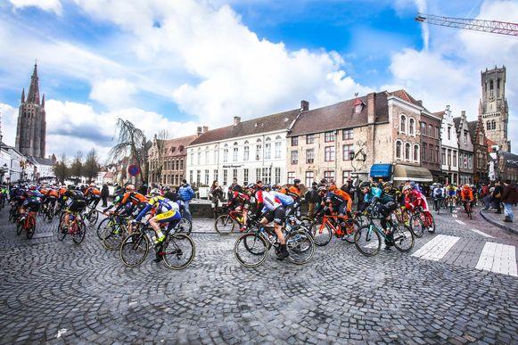 Brugge blijft de startplaats voor de Driedaagse, De Panne de aankomst.