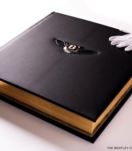 Dit boek over Bentley is duurder dan een huis