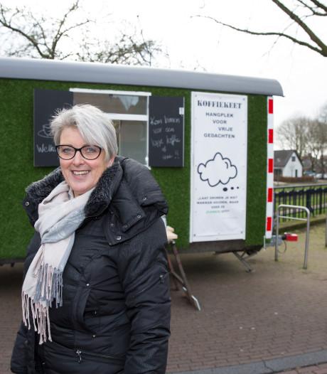 Wie is Doret Tigchelaar-van Oenen: 'Onmiddellijk straalverliefd op Wierden'