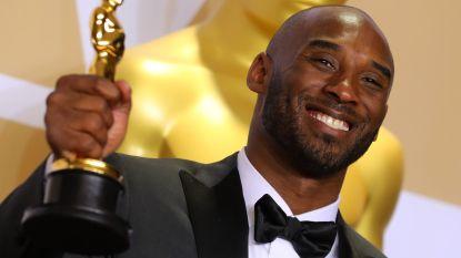 """Basketballegende Kobe Bryant wint een Oscar: """"Mooier dan het winnen van een kampioenschap"""""""