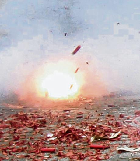 Woningraam in Zutphen opgeblazen
