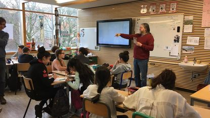 Brusselse scholen starten educatief bosproject