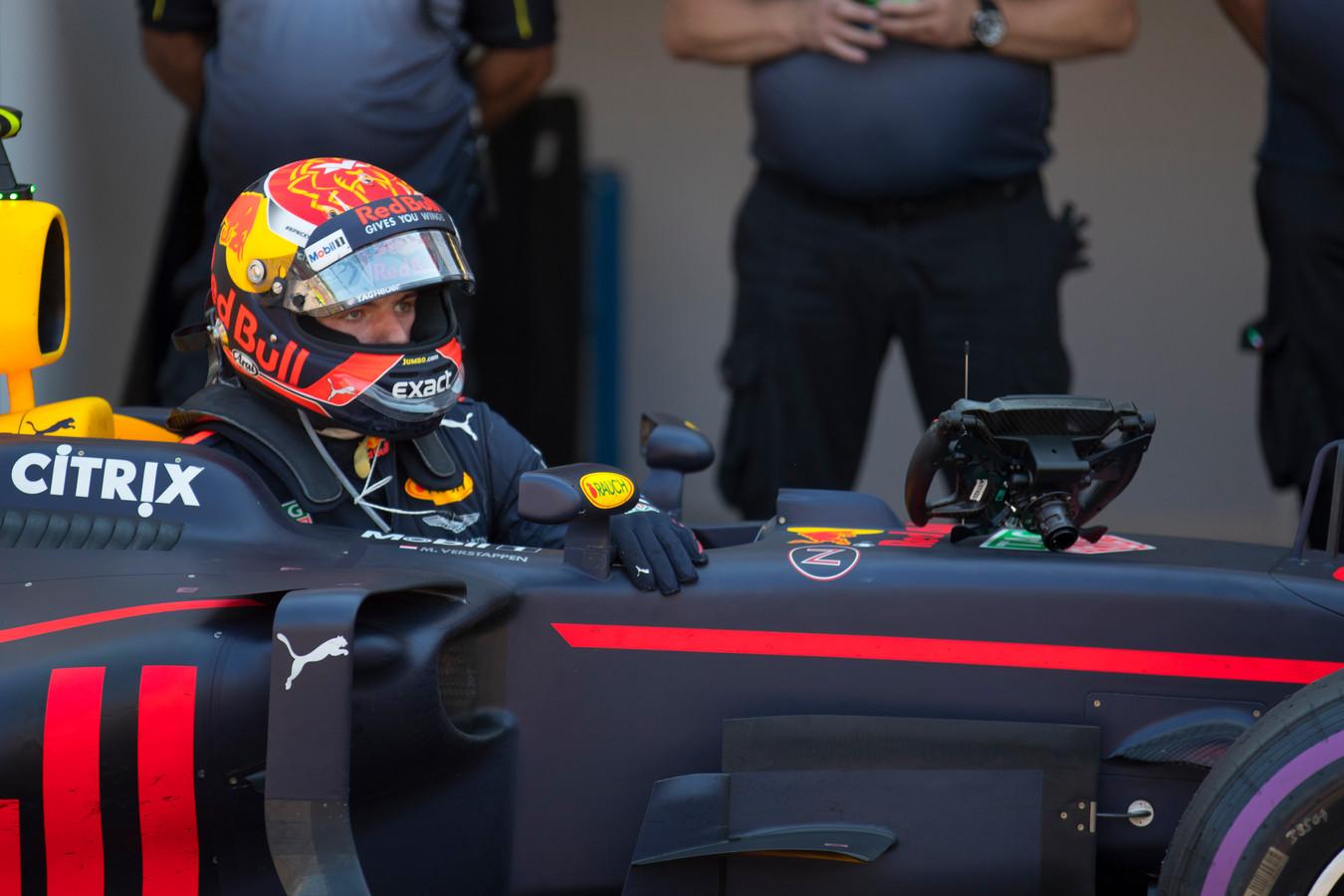 2017: Max Verstappen is nijdig nadat hij vijfde is in Monaco.