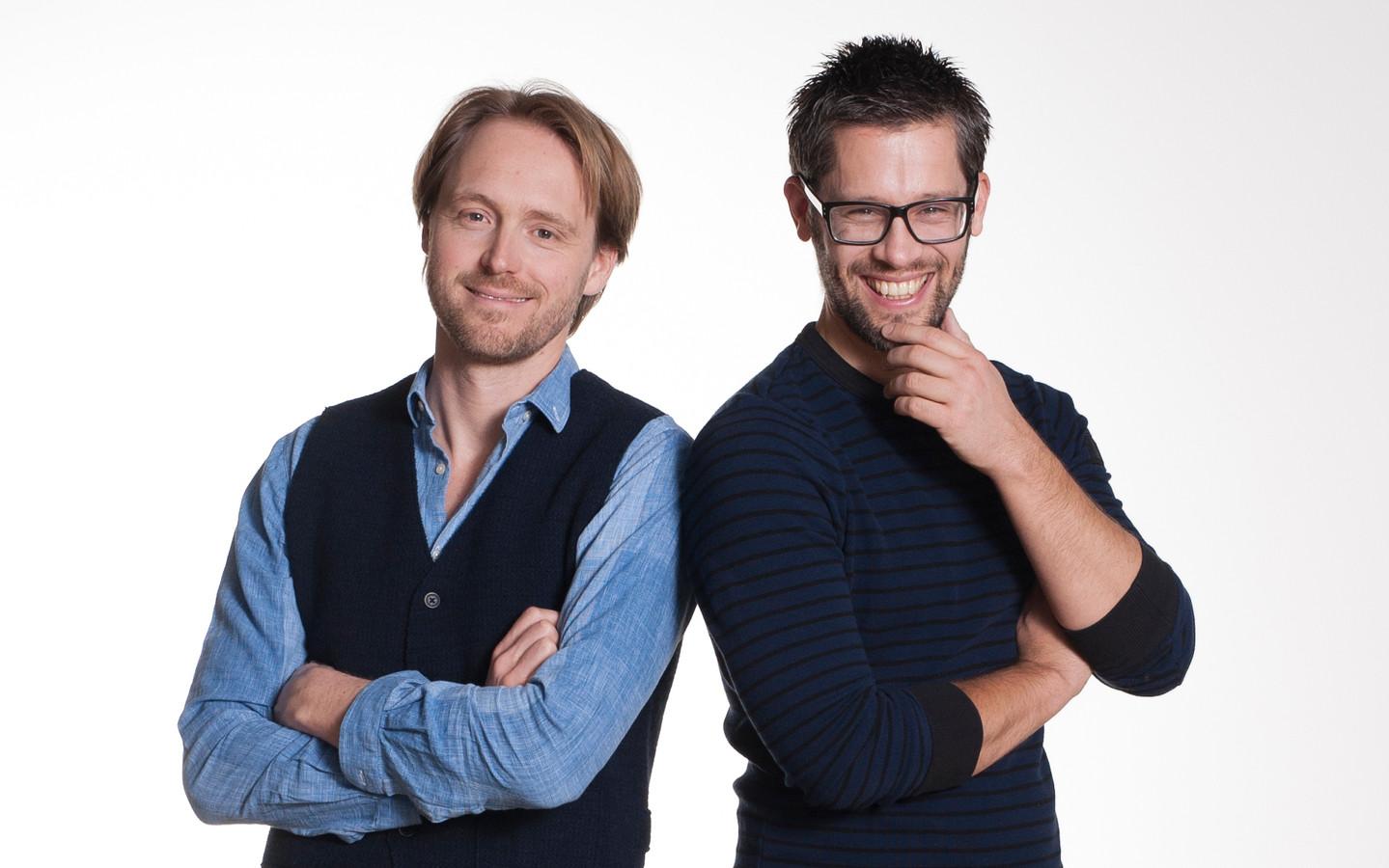David en Arjan