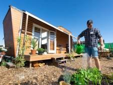 Vijftien Tiny Houses in het Zaltbommelse groen