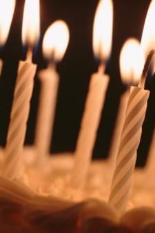 Vier het leven; steeds blijer met verjaardag