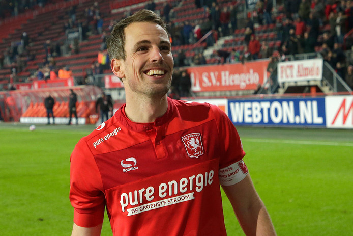 Wout Brama: niet de beste speler aller tijden van FC Twente, maar misschien wel de belangrijkste.
