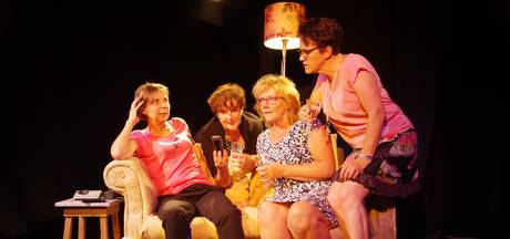'Vreemde mensen' beginnen intiem theater in Ouwerkerkse polder