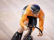 Lavreysen snelste in kwalificaties sprint bij WK baanwielrennen