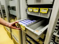 Politie: Geen medicijnen gestolen bij inbraak apotheken
