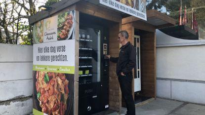 Bakker en traiteur verplaatsen niet-reglementaire automaten