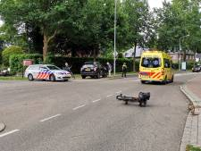Fietser gewond door aanrijding met auto in Bennekom