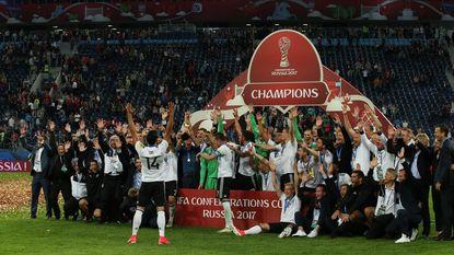 Alle dopingtesten op Confederations Cup waren negatief