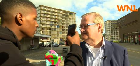 Hilbrand Nawijn bedreigd tijdens interview: 'Ze hebben pistolen, ik vind dat niet normaal'