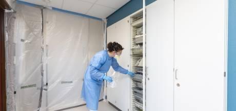 Corona: geen nieuwe sterfgevallen of ziekenhuisopnames in Twente